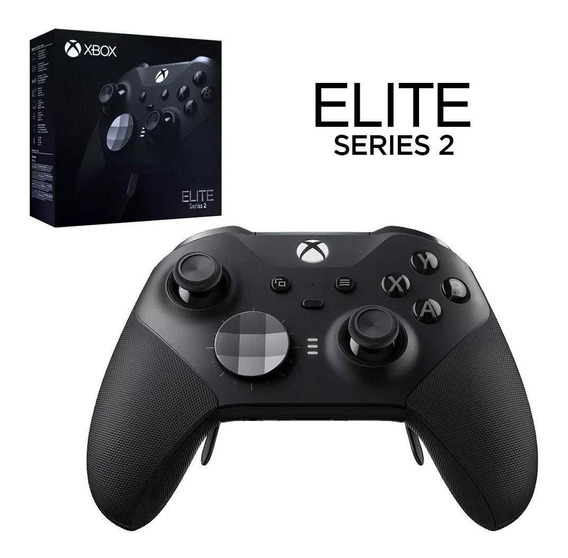 Controle Xbox One E Pc Elite Series 2 Sem Fio Micros. Novo