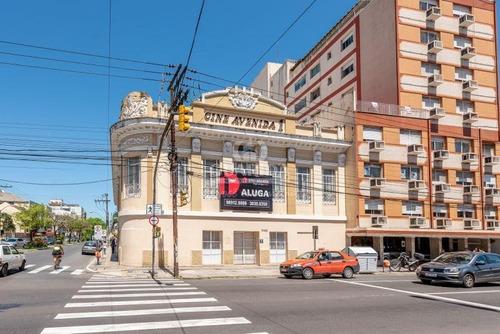 Imagem 1 de 12 de Prédio Para Aluguel, Farroupilha - Porto Alegre/rs - 7215