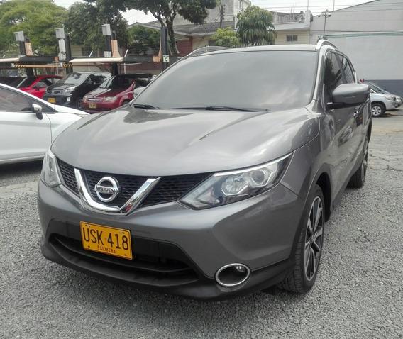 Nissan Qashqai Exclusive 4x4,,2017,cel:3165363067 Cristhian