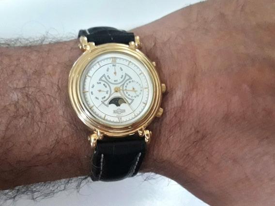 Relógio Magnum Modelo Fases Da Lua.