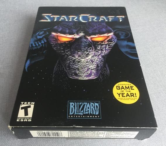 Blizzard Starcraft Box ( Lacrado De Fábrica )