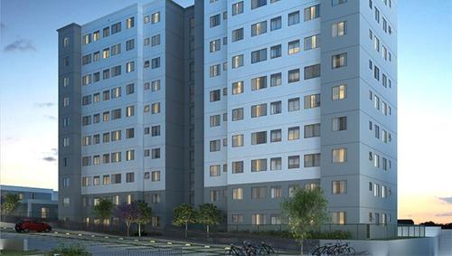 Apartamento À Venda No Bairro Jardim Gilda Maria - São Paulo/sp - O-16861-27580