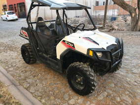 Polaris Rzr 570 Modelo 2016 Con Techo Duro Y Defensas