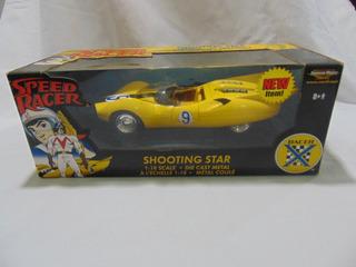 Speed Racer Shooting Star Corredor X Joy Ride Esc: 1:18