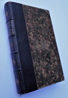 Antiguo Libro En Frances Inglaterra Colonias Australes 1880