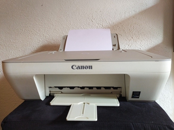Impressora Multifuncional Canon Pixma Mg2410 Com Wi-fi