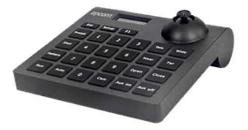 Imagen 1 de 1 de Mini Teclado Controlador Ptz Con Pantalla Lcd Y Joystick