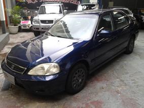 Honda Civic 1.6 Lx 2000 Automatico