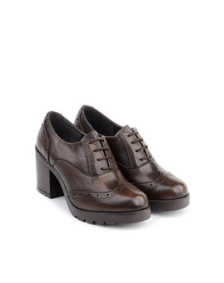 Zapatos De Piel Seducta