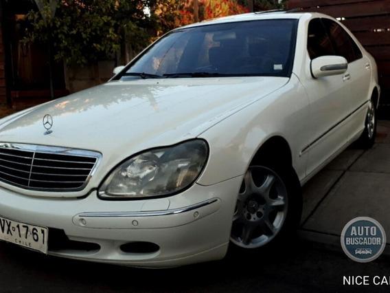 Mercedes Benz S