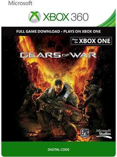 Gears Of War Para Xbox 360 Y Xbox One Códigos, No Licencias