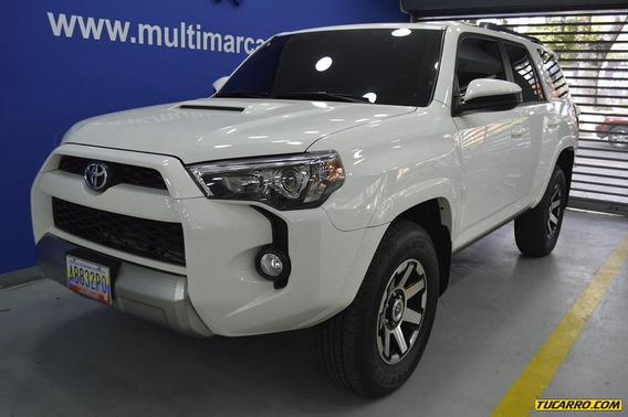 Toyota 4runner Trd-multimarca