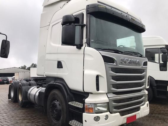Scania R 420 Highline 2011 - 6x4 - Manual - Prim. Caminhão