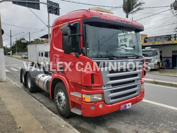 Scania P340 6x2 P 340 Trucada Pgr Ñ P360 G380 2544 Axor