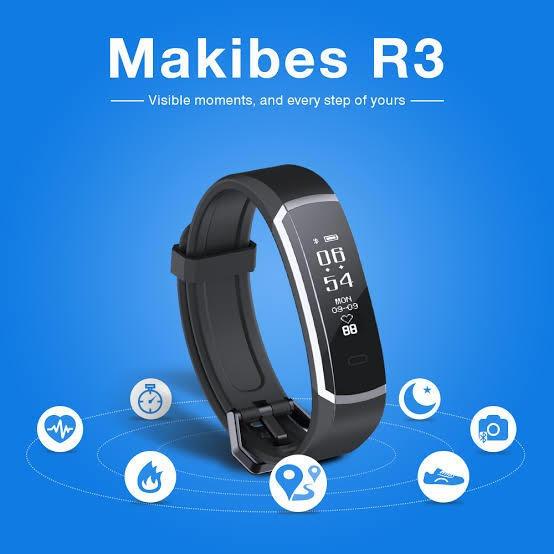 Smart Band Makibes R3