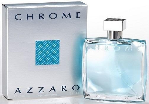 Perfume Azzaro Chrome 200ml Edt | Original