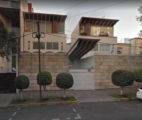 Casa En Venta En San José Insurgentes, Benito Juárez Rsv-3911