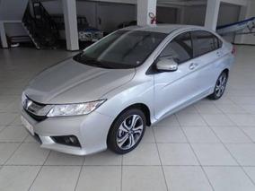 Honda City 1.5 Exl Flex Aut. 4p, Único Dono !! Impecável !!