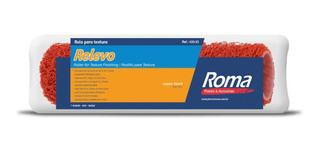 Rolo Para Textura Relevo 23cm Sem Cabo - Roma
