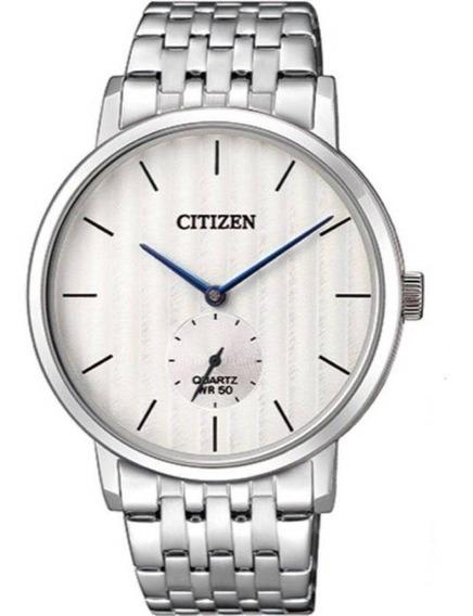 Relógio Citizen Masculino Tz20760q Aço Prata Analogico