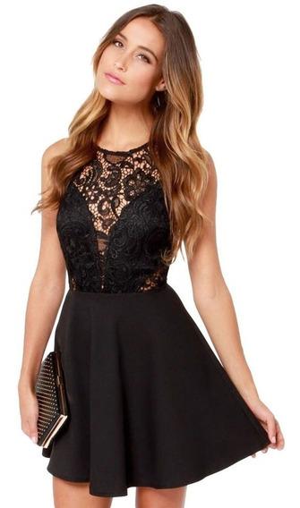 Vestido Elegante Y Casual Para Mujer