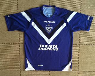 Camisa Original Vélez Sarsfield 2009/2010 Away