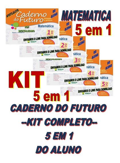 Caderno Do Futuro Matematica 1 Ao 5 Ano Do Aluno