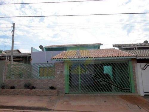 Casa Residencial À Venda, Jardim Das Palmeiras, Atibaia - Ca1017. - Ca1017