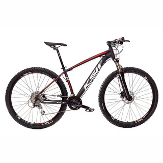 Bicicleta Aro 29 Ksw Shimano 27v Freio Hidráulico Promoção