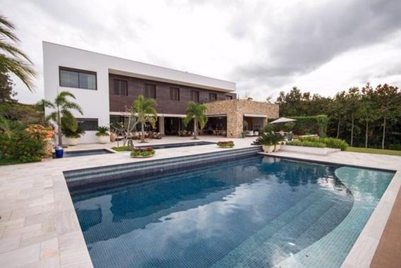 Casa De Condomínio À Venda, 9 Quartos, 10 Vagas, Condomínio Fazenda Boa Vista - Porto Feliz/sp - 11626