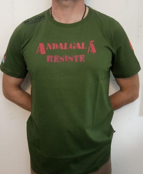 Remeras Rebeldes Andalgala