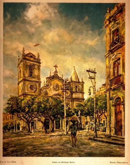 Coletânea De Gravuras De Igrejas Brasileiras