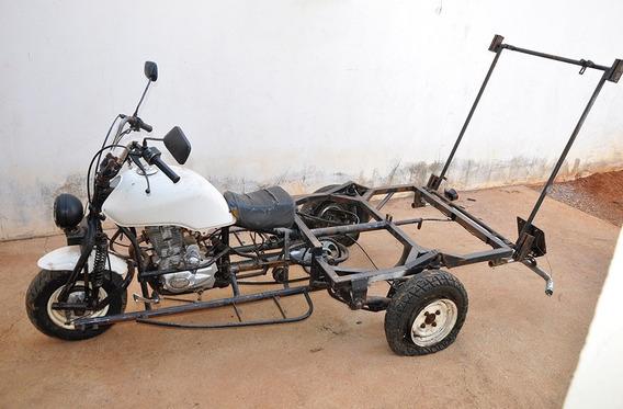 Triciclo Carga 125cc