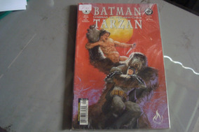 Mythos Batman E Tarzan / Garras Mulher Gato Completa