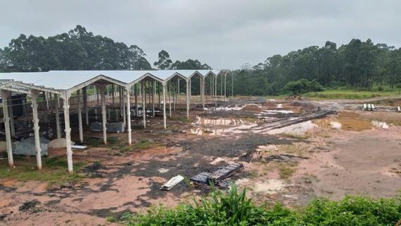 Galpão Em Gleba Do Pêssego, São Paulo/sp De 825m² Para Locação R$ 12.375,00/mes - Ga232126