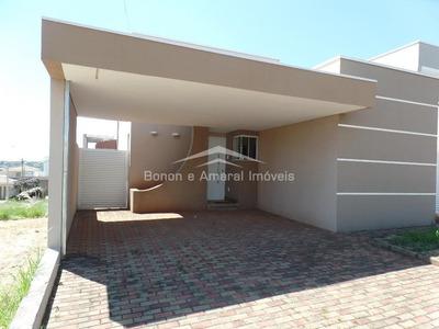 Casa À Venda Em Real Park Sumaré - Ca007003