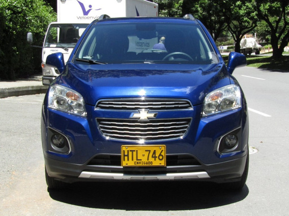 Chevrolet Tracker Lt 1800 Cc At 4x2