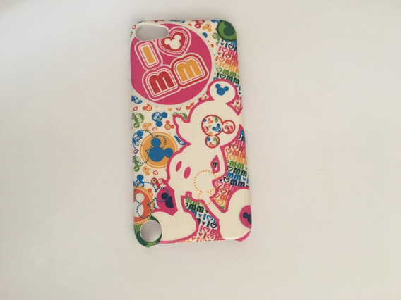 Capa Original Da Disney iPod 5 E 4