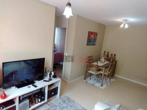 Imagem 1 de 15 de Apartamento Com 2 Dormitórios À Venda, 55 M² Por R$ 220.000,00 - Itaquera - São Paulo/sp - Ap4755