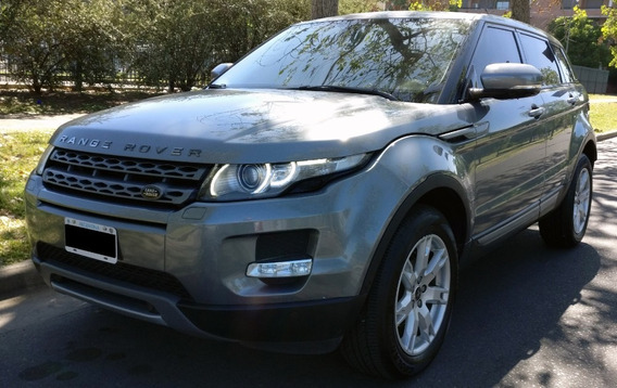 Range Rover Evoque Pure Plus 240hp