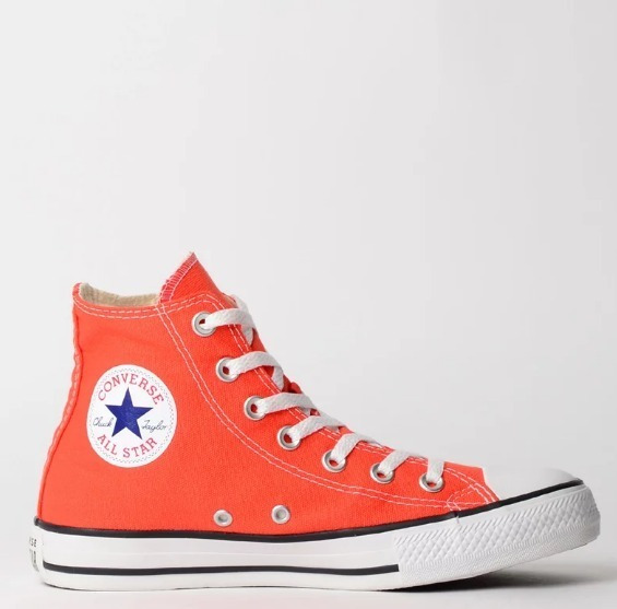 Tênis Converse Chuck Taylor All Star Seasonal Hi Ct04190032