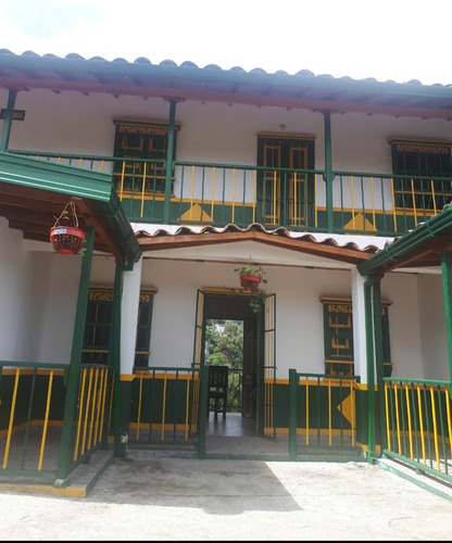Vendo Hermosa Casa Finca En Santa Bárbara Antioquia