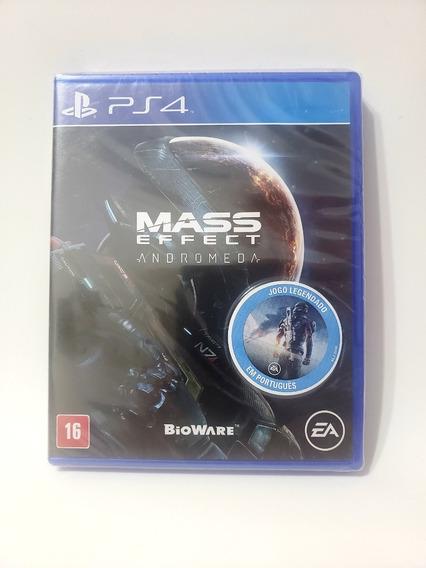Mass Effect Andromeda Ps4 Novo Lacrado Frete Grátis