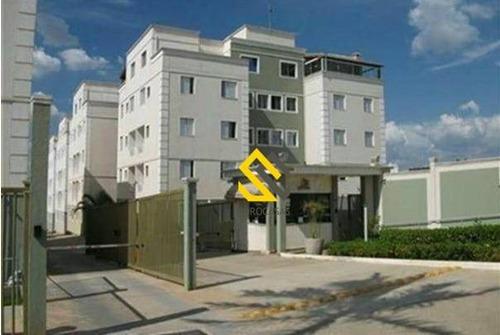 Imagem 1 de 14 de Apartamento Com 2 Dormitórios À Venda, 52 M² Por R$ 170.000,00 - Condomínio Spazio Splendido - Sorocaba/sp - Ap1004