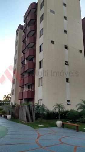 Apartamento 2 Quartos, Na Gleba Palhano - Edifício Saint Raphael - Mi706