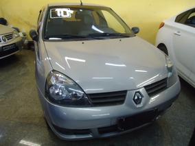 Renault Clio 1.0 16v Campus Hi-flex 5p Completo