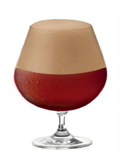 Taça Cerveja Ou Conhaque Snifter Cristal