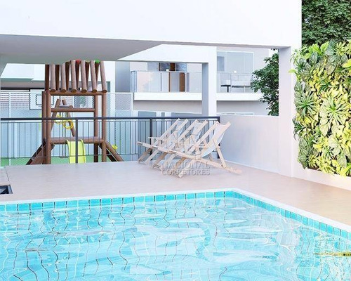 Imagem 1 de 25 de Apartamento Com 2 Dormitórios À Venda, 52 M² Por R$ 340.000,00 - Vila Curuçá - Santo André/sp - Ap10629