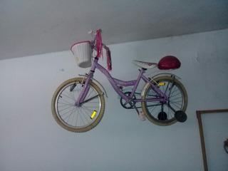 Bicicleta R20 Nena Sin Uso