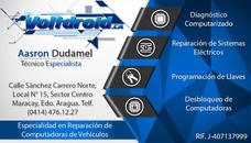 Reparación De Computadoras Automotrices En Venezuela